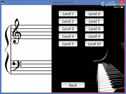 MIDI Pianist Screenshot2