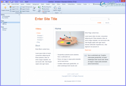 Artisteer Standard Edition Screenshot3