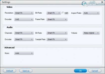 WonderFox DVD Video Converter Pro Screenshot4