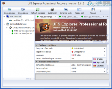 UFS Explorer Professional Recovery Screenshot5