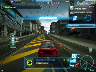 Need for Speed World Online Screenshot2