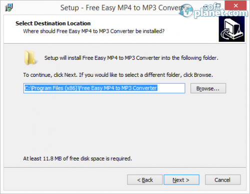 Free Easy M4A to MP3 Converter Screenshot3