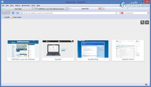 QupZilla Screenshot3