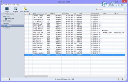 beaTunes 4.0.7