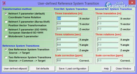 TRANSDAT Screenshot2