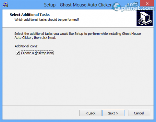 Ghost Mouse Auto Clicker Screenshot3