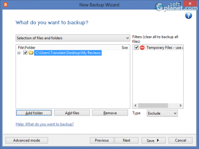 FBackup Screenshot3