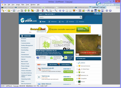 XnView Screenshot2