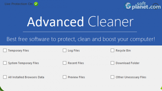Advanced Cleaner Screenshot3