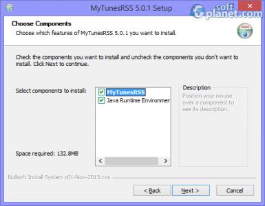 MyTunesRSS Screenshot5