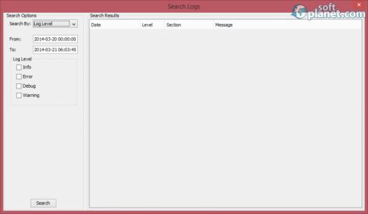 IP Port Analyzer Screenshot3