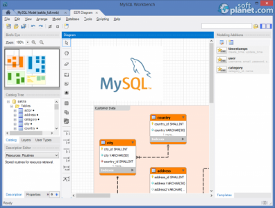 MySQL Workbench Screenshot3