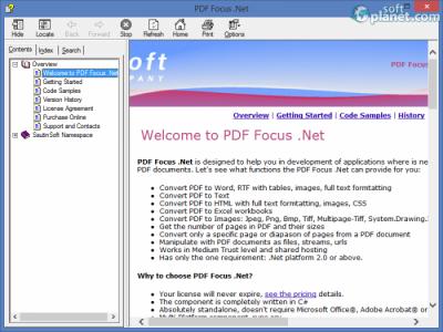 PDF Focus Net Screenshot2