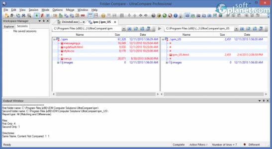 UltraCompare Professional Screenshot3