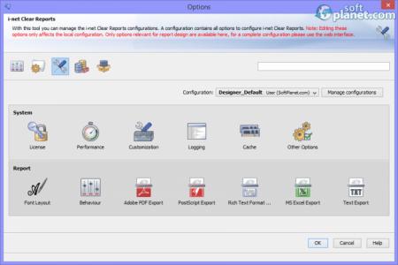 i-net Clear Reports Screenshot3
