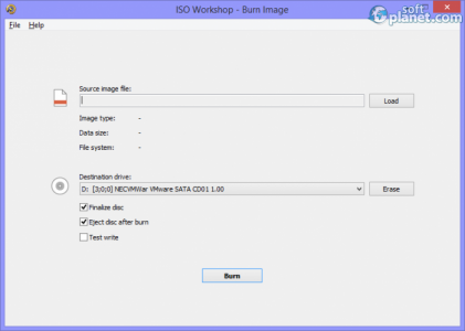 ISO Workshop Screenshot3