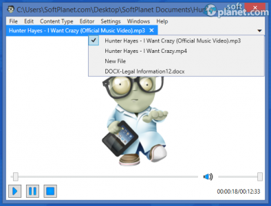 Universal File Editor Screenshot4