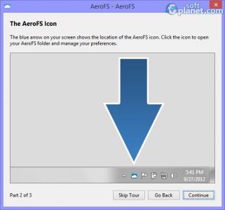 AeroFS Screenshot2