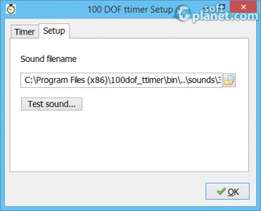 Taskbar Timer Screenshot2