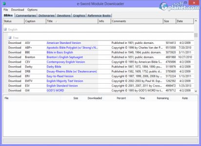 e-Sword Screenshot2