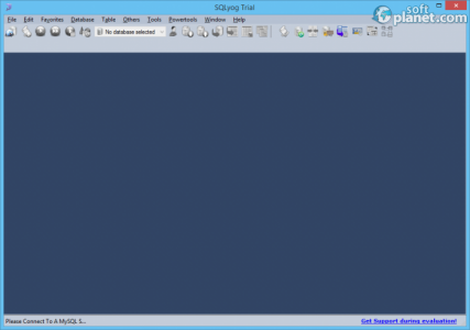 SQLyog Screenshot2