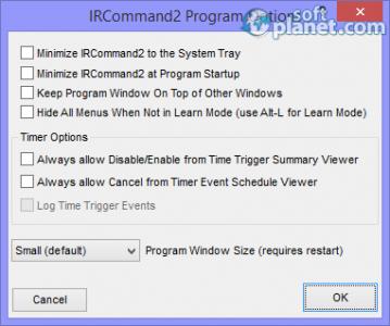 IRCommand2 Screenshot3