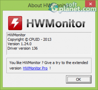 HWMonitor Screenshot2