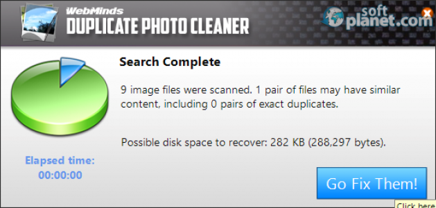 Duplicate Photo Cleaner Screenshot2