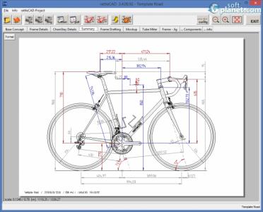 rattleCAD Screenshot3