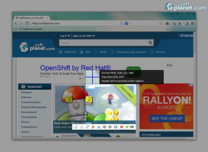 Baidu Spark Browser Screenshot4