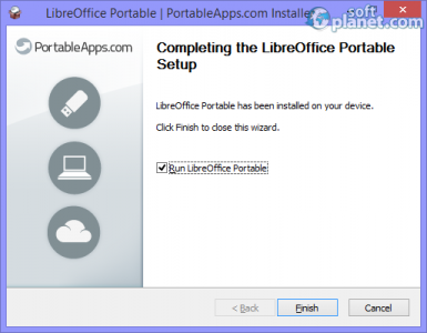 Portable LibreOffice Screenshot5