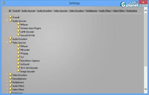 MediaCoder Screenshot4