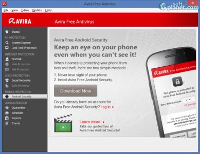 Avira Free Antivirus Screenshot5