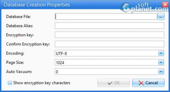 SQLite Expert Professional Screenshot2