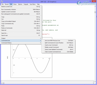 Euler Math Toolbox Screenshot2