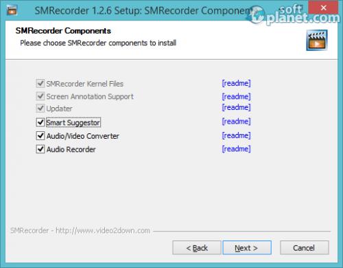 SMRecorder Screenshot5