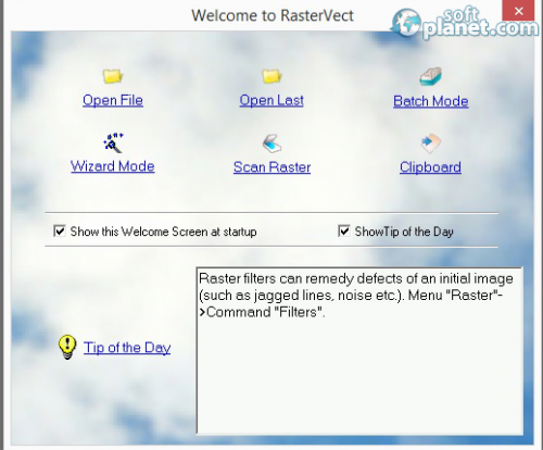 RasterVect Screenshot2