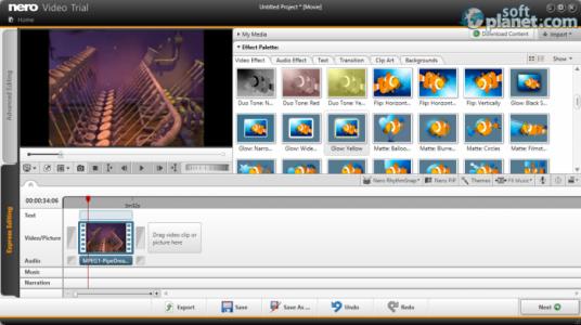 Nero Video 2014 Screenshot2