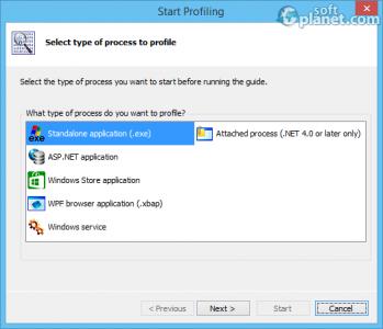 .NET Memory Profiler Screenshot2