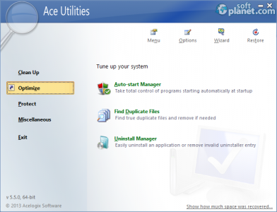 Ace Utilities Screenshot2