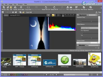 ViewNX 2 Screenshot4