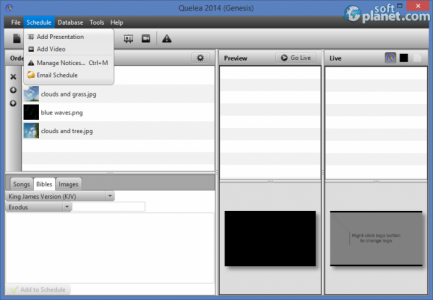 Quelea Screenshot2