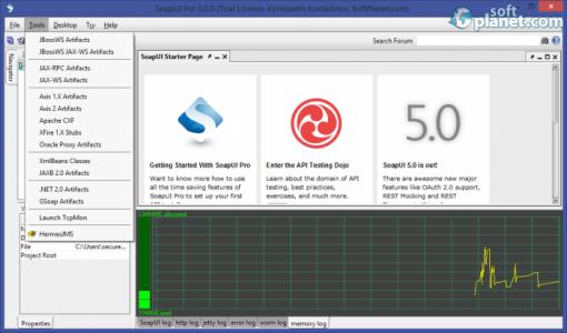 SoapUI Pro Screenshot4