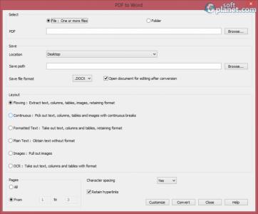 PDF Converter Screenshot3