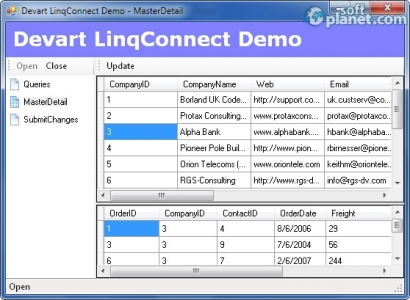 LinqConnect Screenshot2