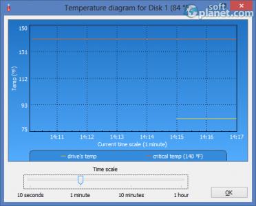 Hard Drive Inspector for Notebooks Screenshot2