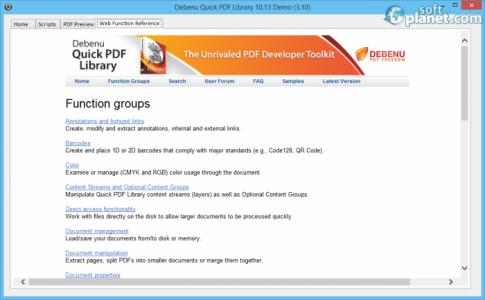 Quick PDF Library Screenshot4