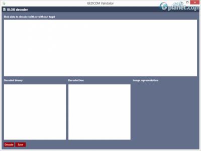 GEDCOM Validator Screenshot2