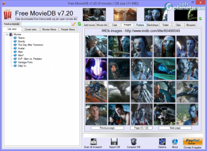 Free MovieDB Screenshot2