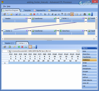 Advanced ETL Processor Screenshot3